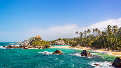 Jungle hikes and perfect beaches: Why Colombia's Tayrona National Park is a must-visit