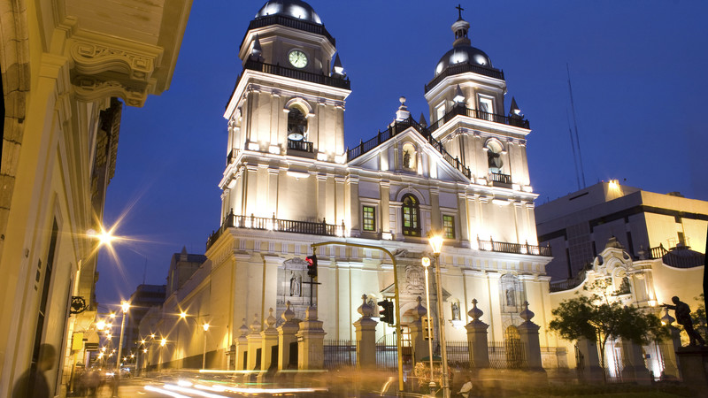 What to do in Lima Peru night