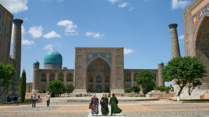 6 reasons why Central Asia should be on your travel radar