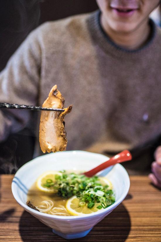 Southern Japan ramen