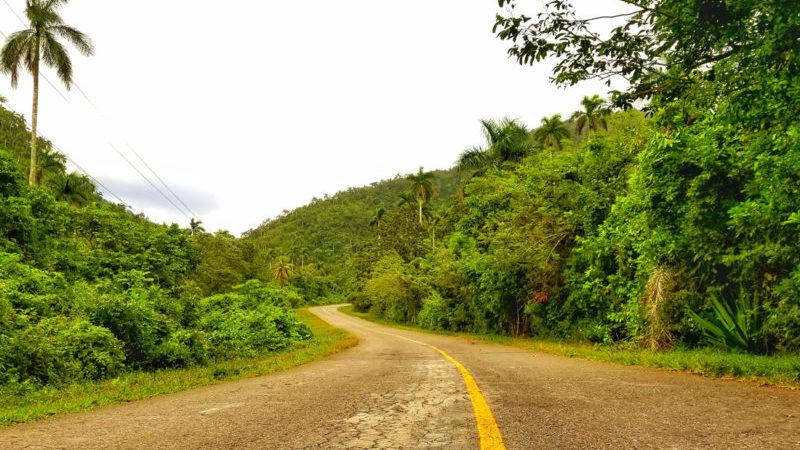 Soroa Road, Cuba
