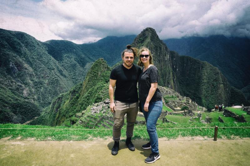 Machu Picchu train