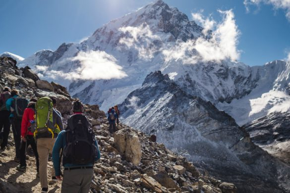 Everest Base Camp guide