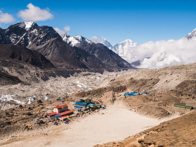 Everest Base Camp guide