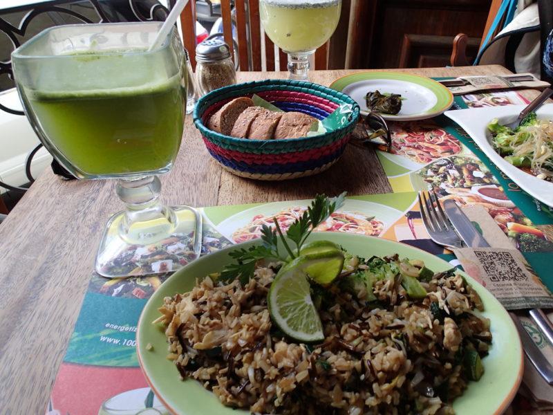 Healthy Food Near Llano