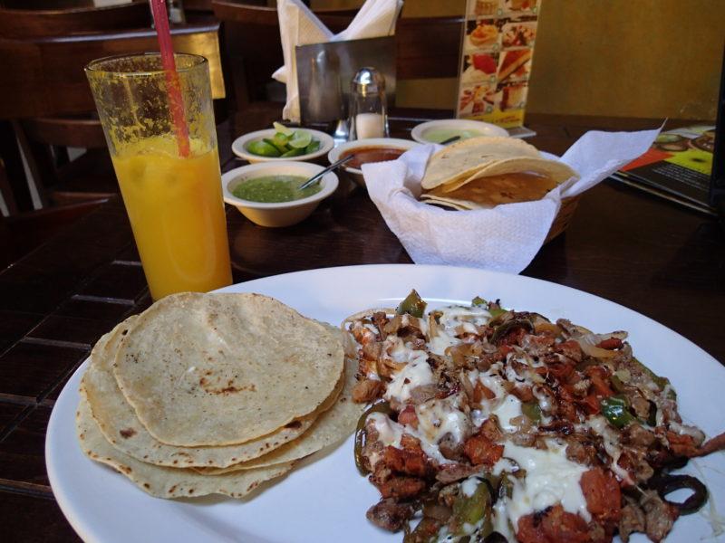 Oaxaca Mexico food restaurant guide