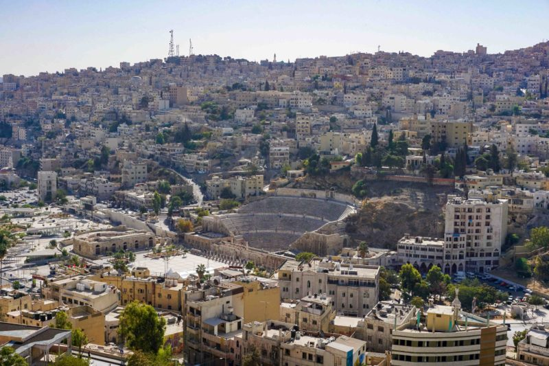 Jordan week guide Amman amphitheatre