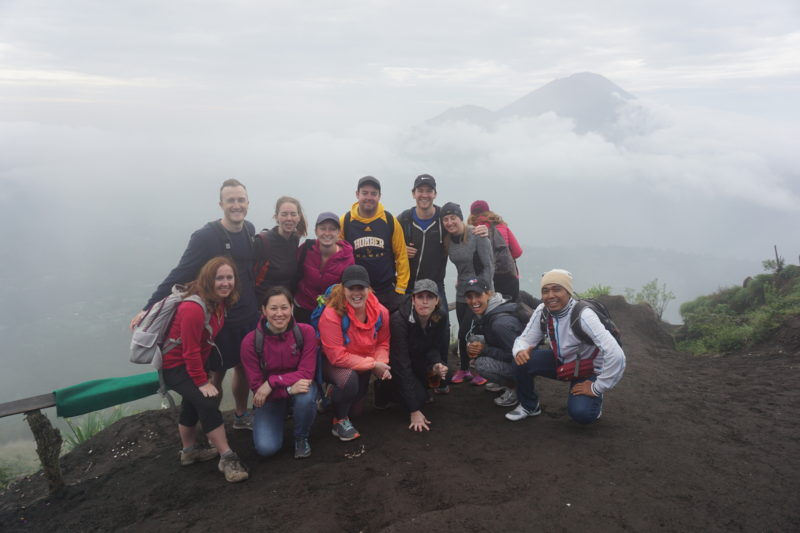 Mt Batur hike Bali