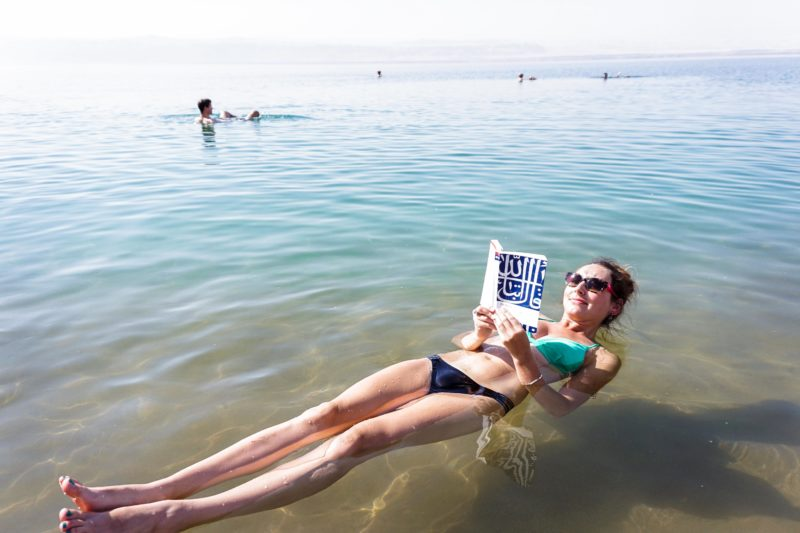 Jordan week guide Dead Sea