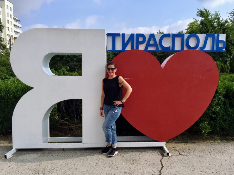Transnistria travel guide Tiraspol