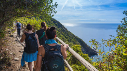 I often travel solo; here's why I chose a group tour in Italy
