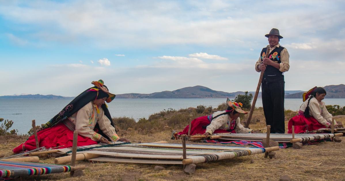 Lake TiticacaPeruvian Colca Trails