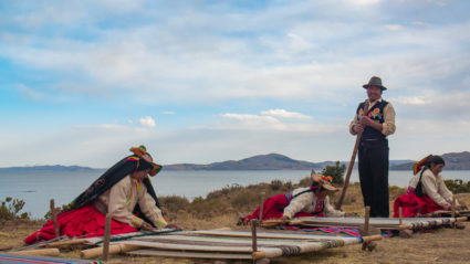 What it's like spending the night in a homestay on Peru's Lake Titicaca