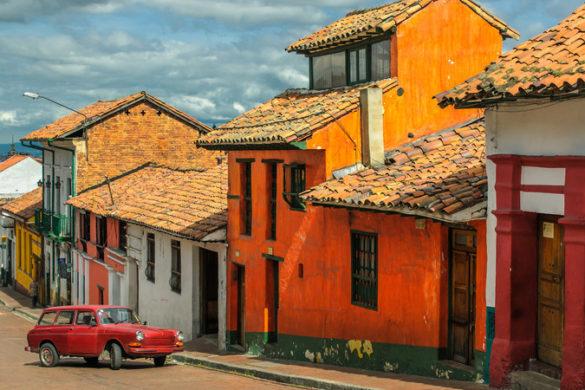 Solo travel Colombia Bogota