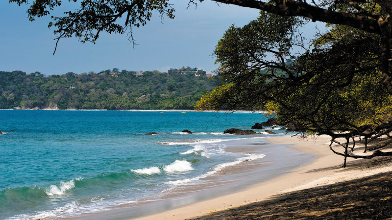 best beaches in costa rica manuel antonio 3