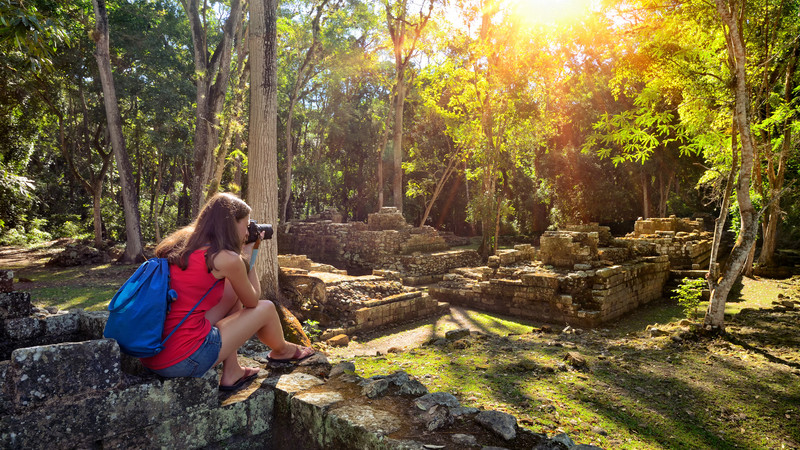 Best Maya ruins Central America Copan, Honduras