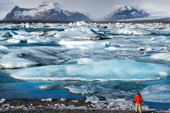 What to pack for Iceland Jokulsarlon glacier
