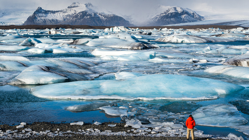 What to pack for Iceland Jokulsarlon glacier
