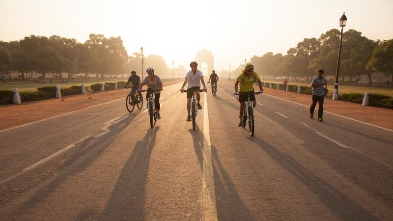 Cycling India