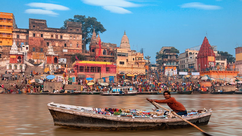 Have a visit to this Religious place in North India- Varanasi