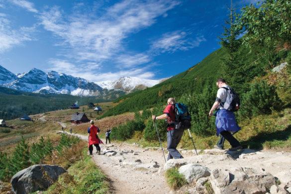 national parks Europe Tatra mountains Poland