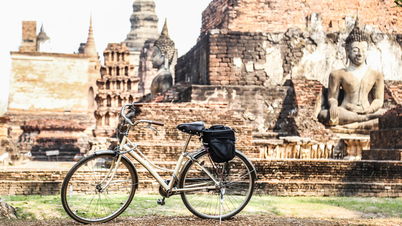 Cycling Thailand