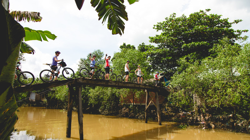 Cycling Southeast Asia