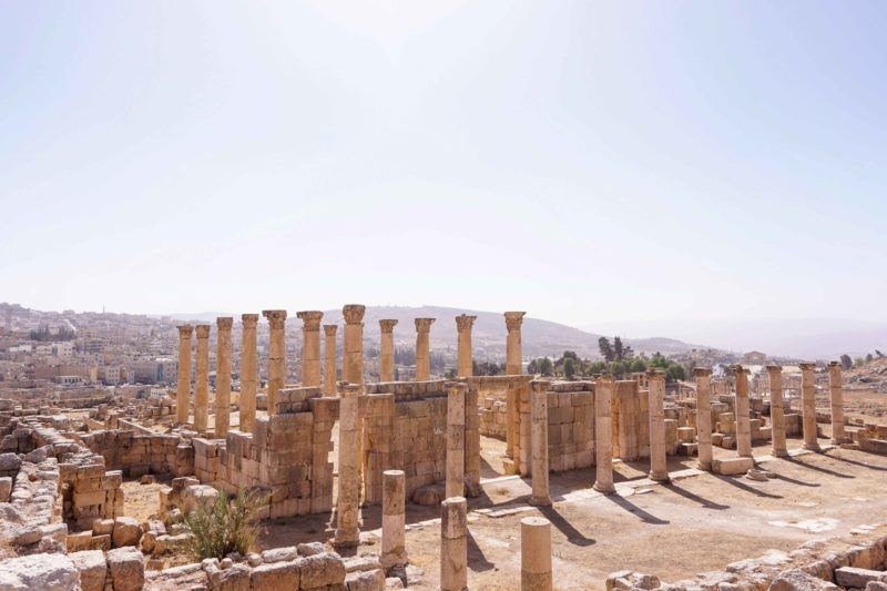 Jordan week guide Jerash ruins