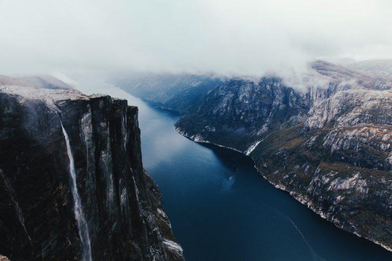 Norway Nature Lysefjorden