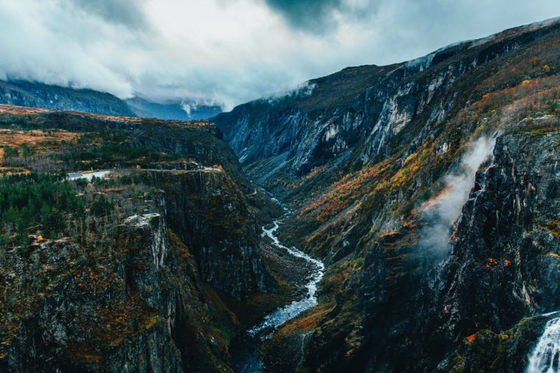 Norway Nature Måbødalen-Valley