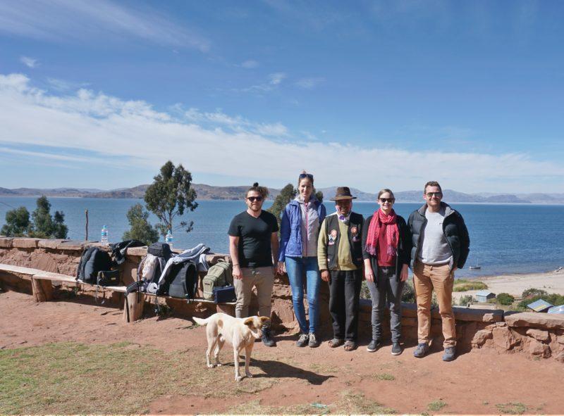 Lake Titicaca Peru homestay