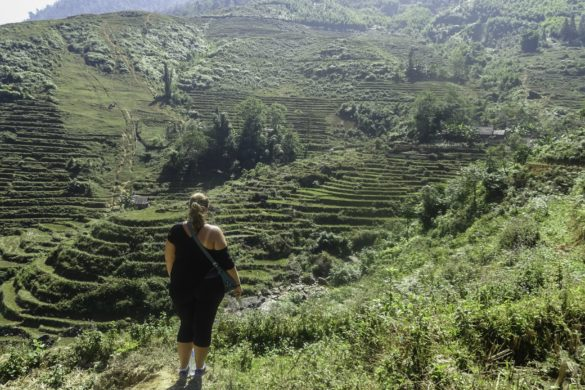 plus size travel Southeast Asia Sapa Vietnam