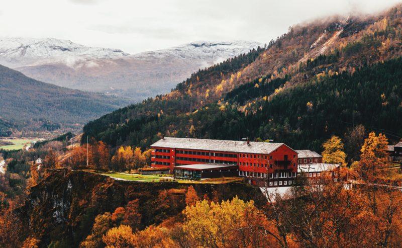 Norway Nature Stalheim Hotel