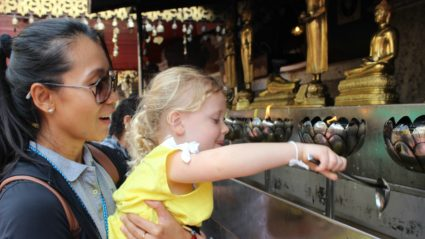 6 things that visiting Asia with my 5-year-old daughter taught me
