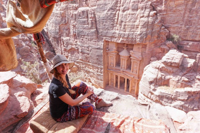 Jordan week guide Petra Treasury