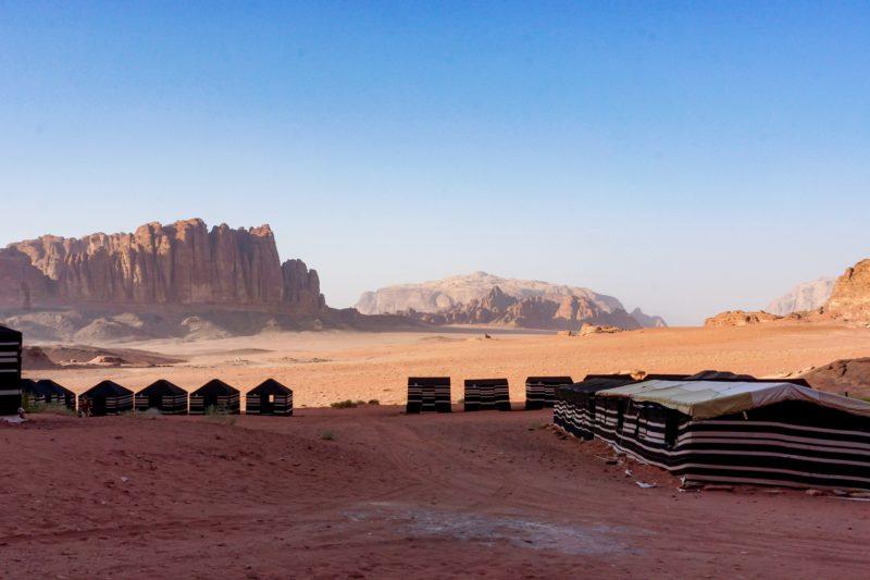 Jordan week guide Wadi Rum desert camp
