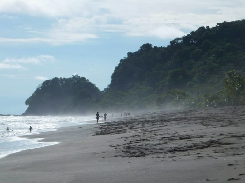 best beaches in costa rica playa hermosa