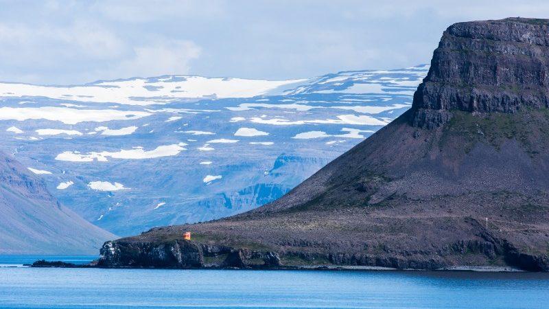 Anar fjord, Iceland