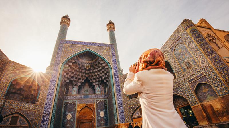 Iran Esfahan Naqsh-e-Jahan Square