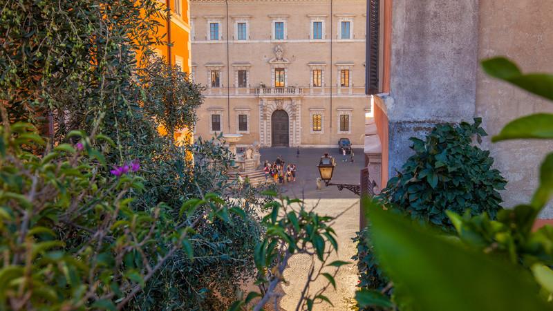 Italy photos Rome Trastevere