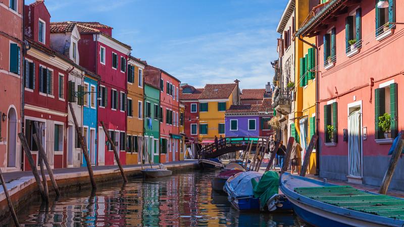 Italy photos Burano
