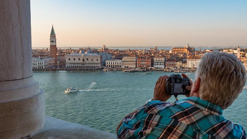 Italy photos Venice San Giorgio view