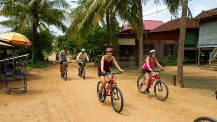 What to expect on a cycling trip in Southern Thailand
