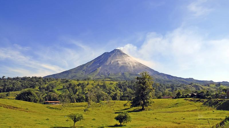 Arenal Volcano, Costa Rica