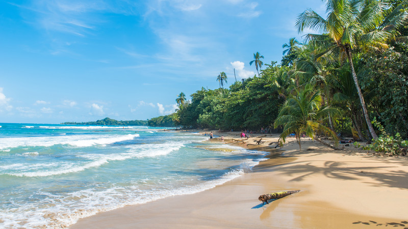 Talamanca Beach, Costa Rica