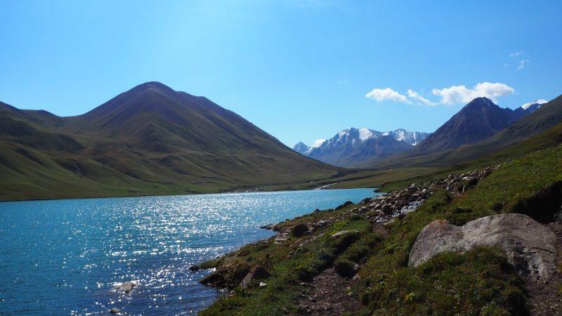 Kol Ukuk Lake, Kyrgyzstan
