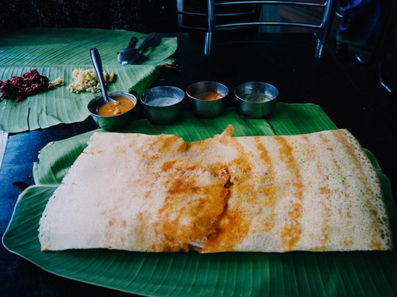 Kerala travel guide India food