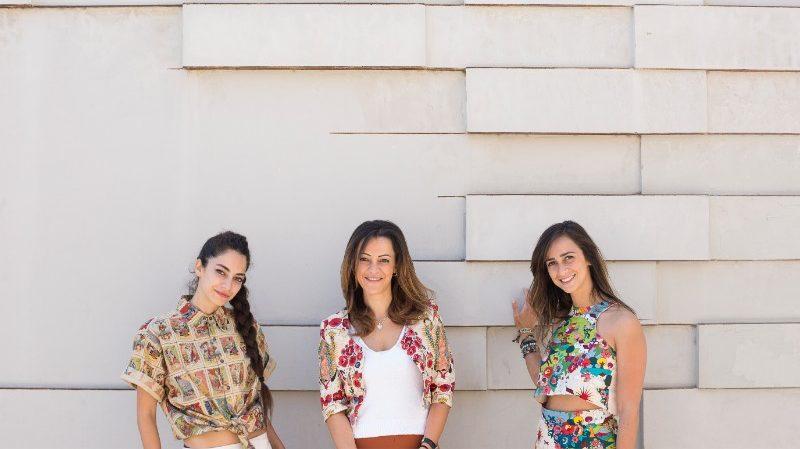 Three sisters in Amman