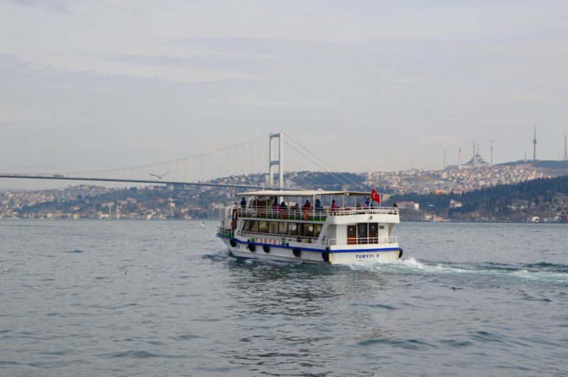 Bosphorus what to do in Istanbul
