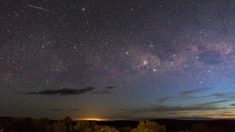 Tasmanian night sky